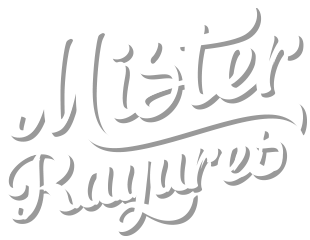Logo MrRayures